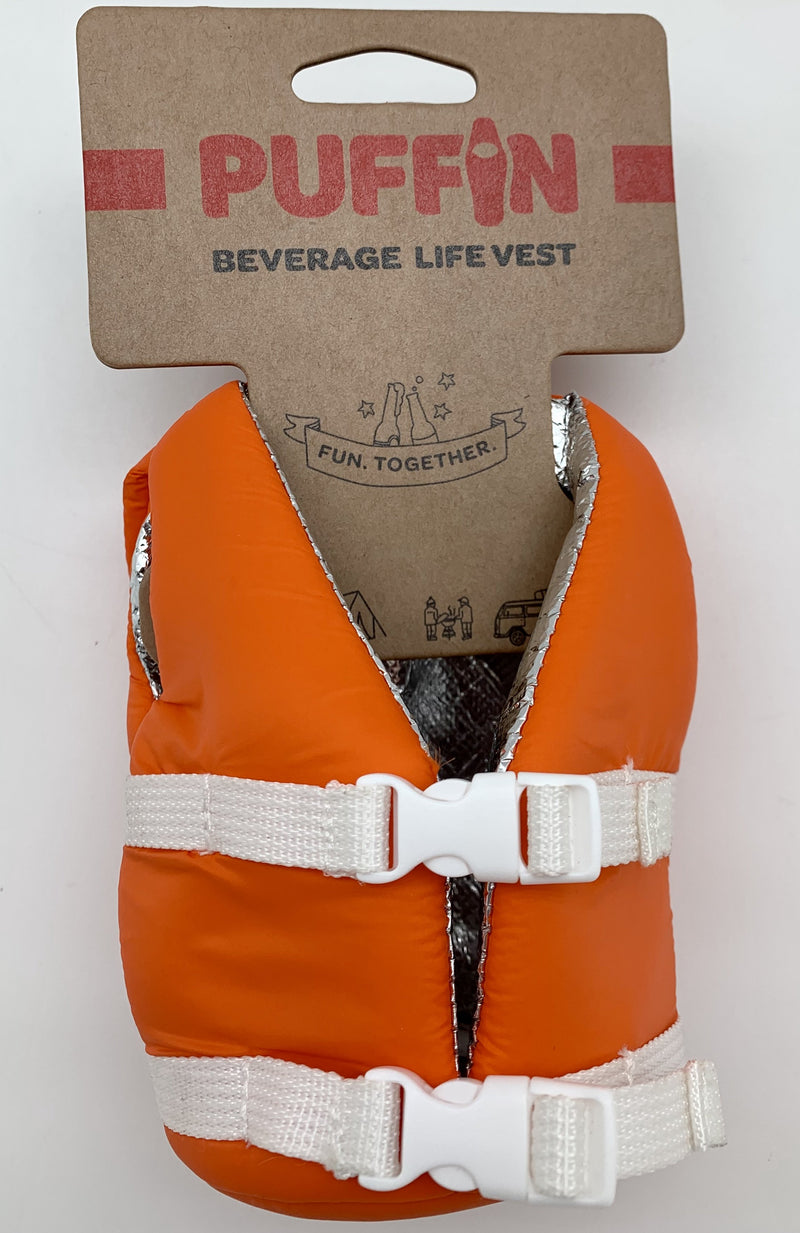 Insulated Beverage Life Vest