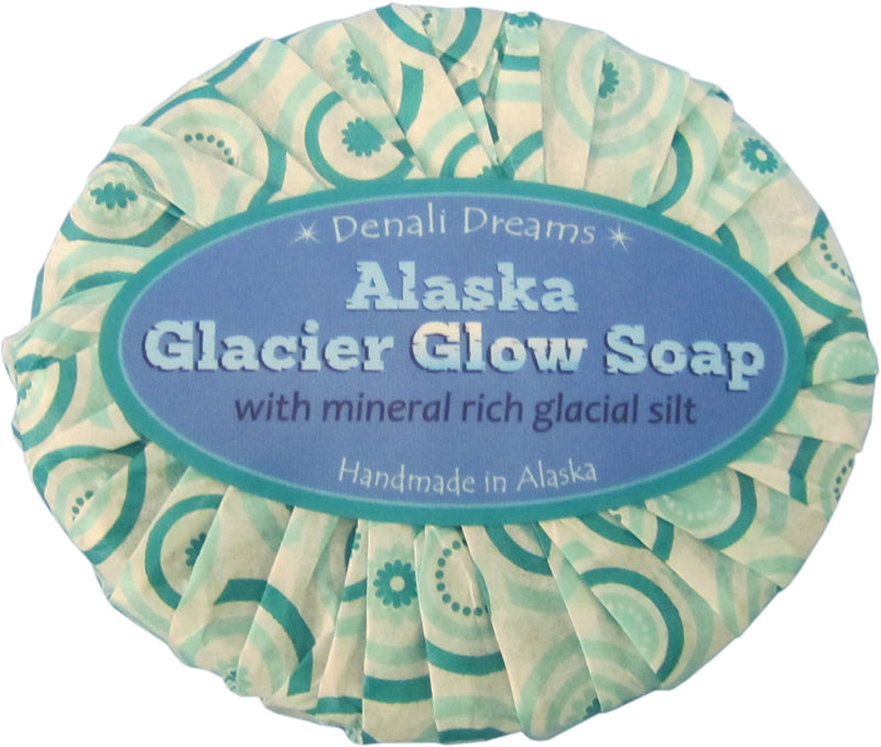 Glacier Glow Soap With Glacial Silt