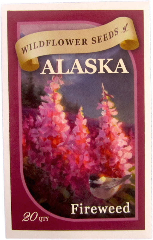 Fireweed Seed Packet