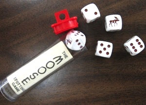 The Moose Dice Game