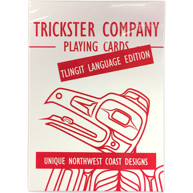 Tlingit Playing Cards