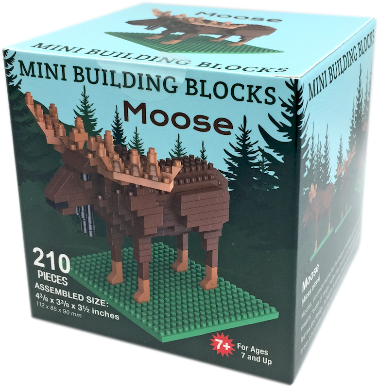 Moose Mini Building Blocks
