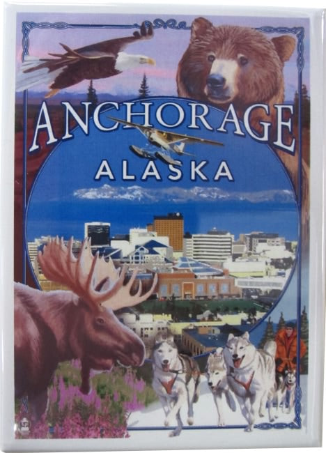 Anchorage Montage Magnet