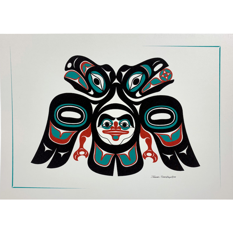 Lovebirds Totemic Card