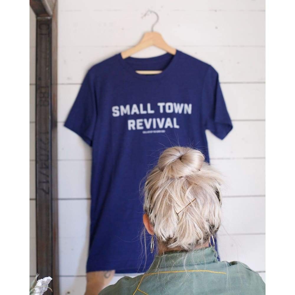 Shop Shirt | Small Town Revival | Ballad of the Bird Dog - Apparel - Apparel - Ballad of the Bird Dog - Classic - Navy / 3xlarge - Navy /