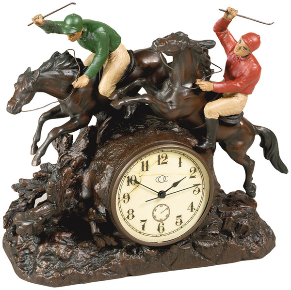 Steeplechase Clock