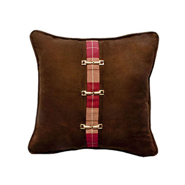 Suave Chocolate Pillow