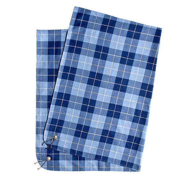 Hempstead Cobalt Throw