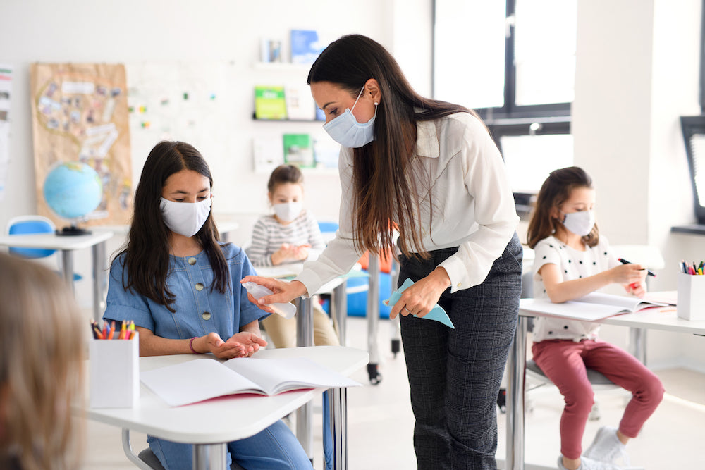 The Challenges of Being a Teacher During a Pandemic