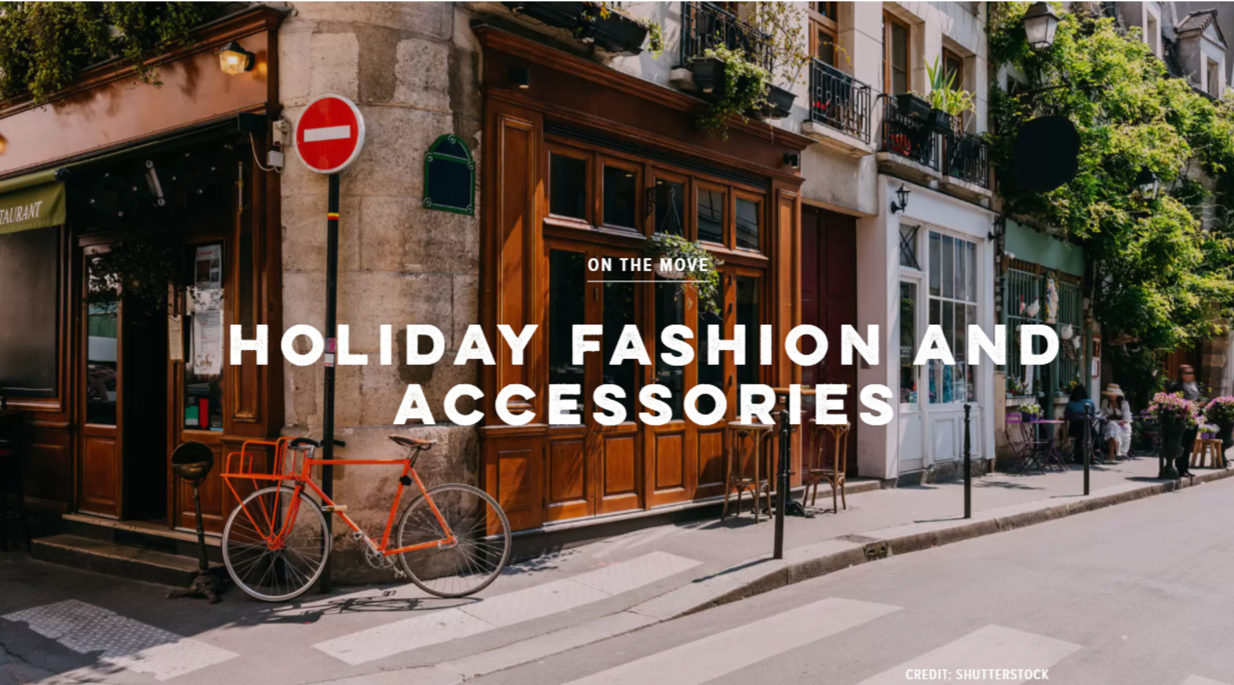 5th Nov | Holiday Fashion and Accessories (Condé Nast Traveller)