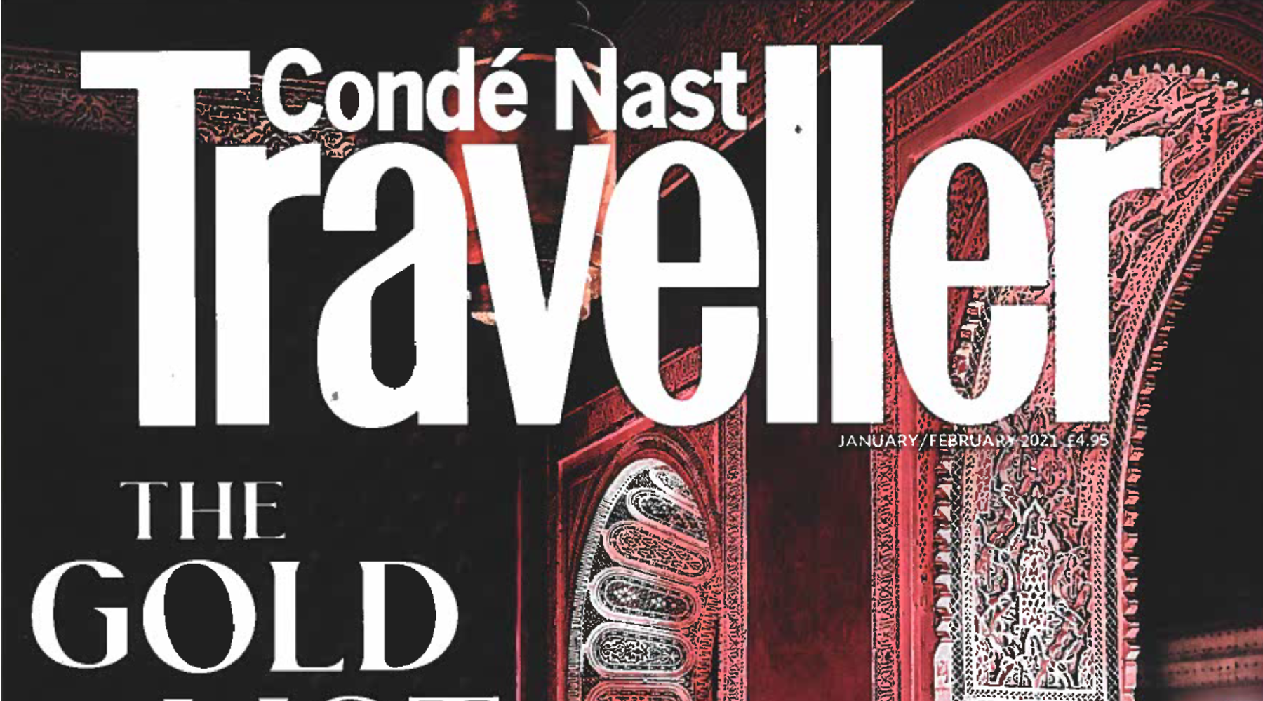 1st Jan | The Luxury Gift Guide - January/February 2021 Issue (Condé Nast Traveller)