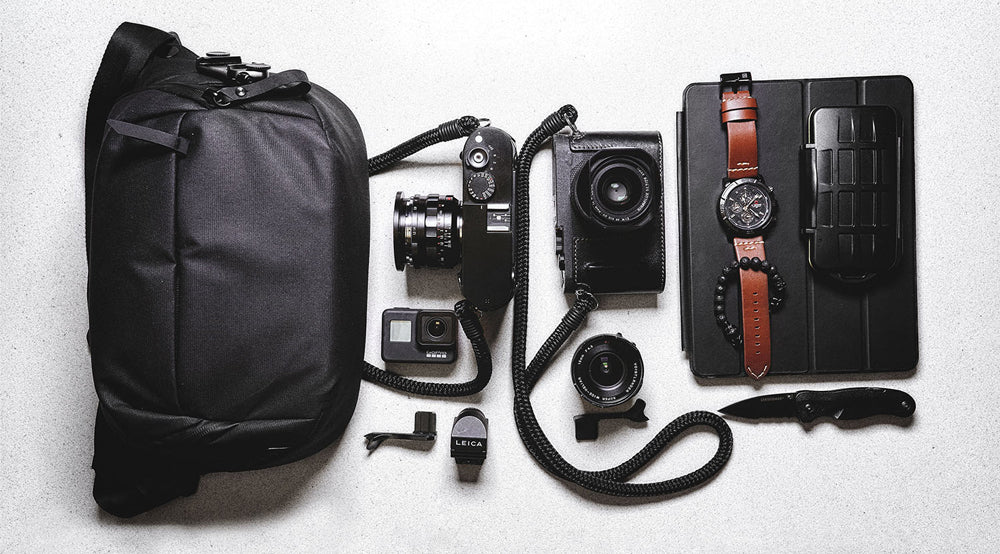 25th Feb | IN YOUR BAG NO: 1630 – JOHN SCOTT (Japan Camera Hunter)