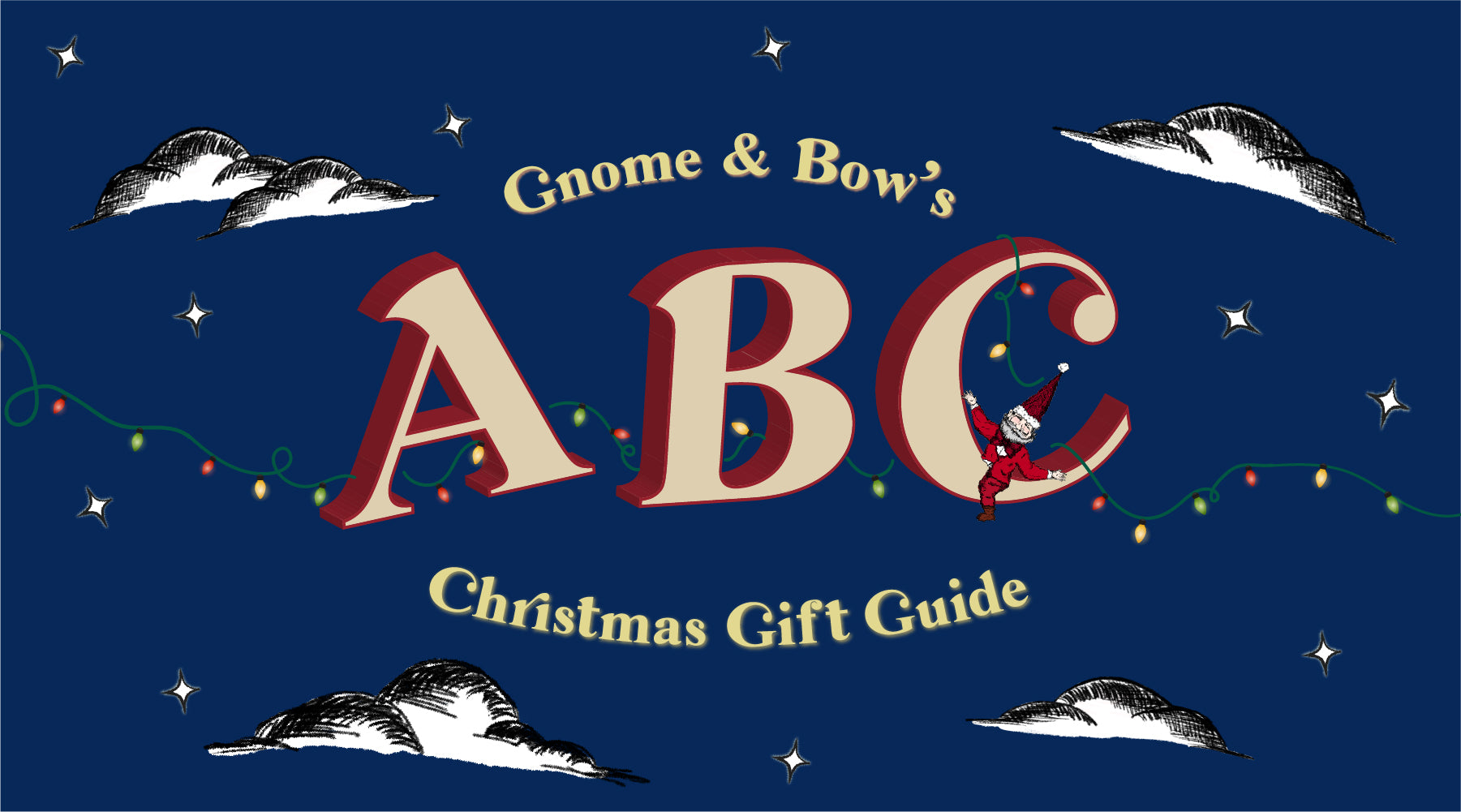The 'ABC' Christmas Gift Guide 2020