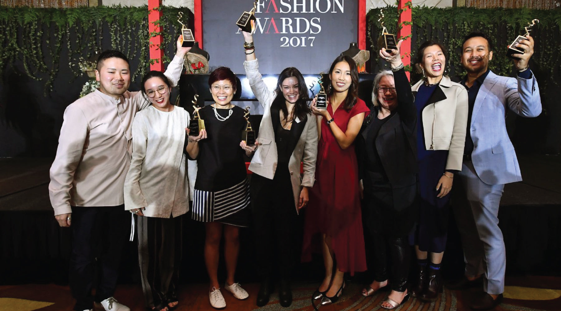 27th Nov | Local designers Dzojchen, Carrie K., State Property and more celebrated at Singapore Fashion Awards (BURO247)