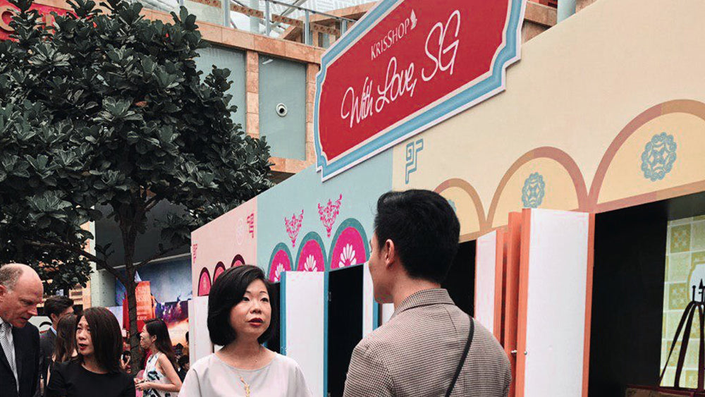 21 Sept | With Love, SG – KrisShop Pop-Up at Resorts World Sentosa Showcases Local Brands (Krisshop)