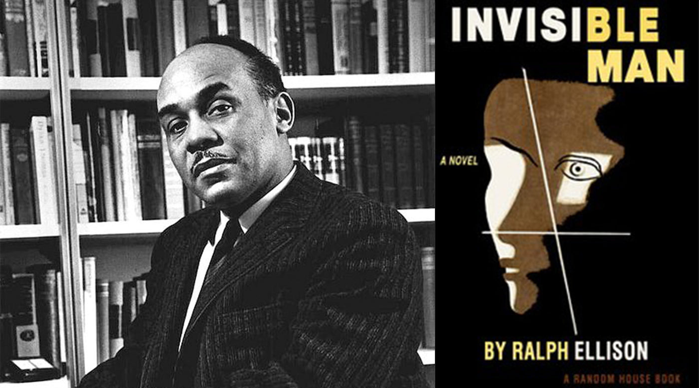 an analysis of invisible man a novel by ralph ellison Invisible man thug notes summary and analysis what's the deal, yo this week we keepin it on the dl with invisible man by ralph ellison now when the narrator of dis book starts off sayin he invisible, it.