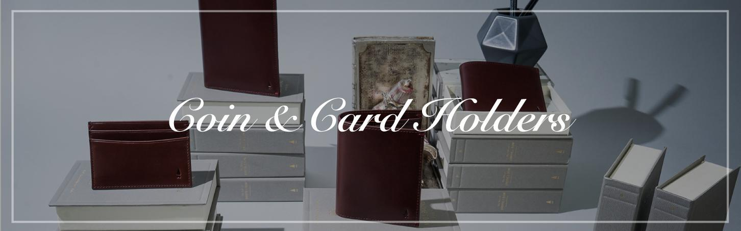 Coin & Card Holders (Men)