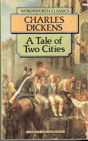 A Tale of Two Cities by Charles Dickens | Gnome & Bow