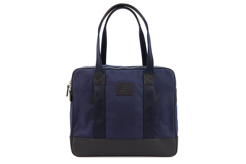 Castor Tote in Space Blue | Gnome & Bow