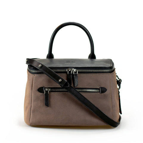 D'ryna Handbag in Taupe