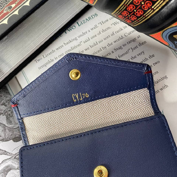 Envelope Flap Coin Pouch Card Holder (RFID)
