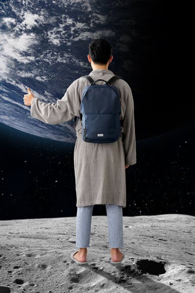 Gnome & Bow Hitchhiker Space Capsule Backpack - Moon-Lookbook-1-WEB