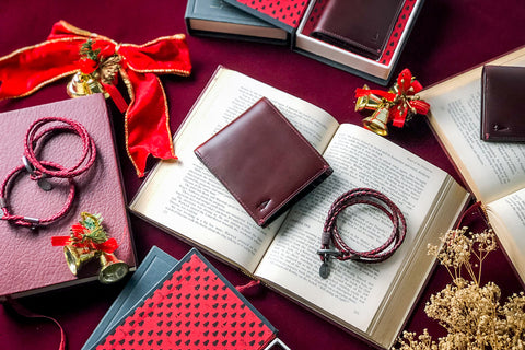 Christmas Gifts Leather Goods