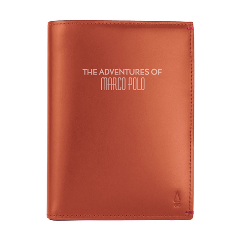 Jules Passport Wallet Monogram