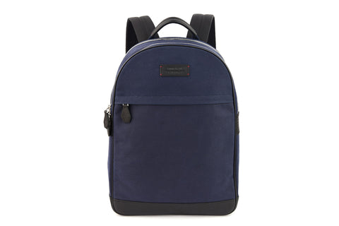 Kale Backpack in Space Blue