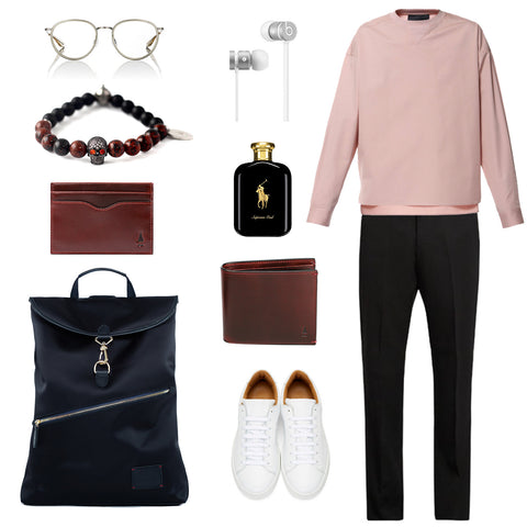 Outfit inspiration by Pitti Uomo 92