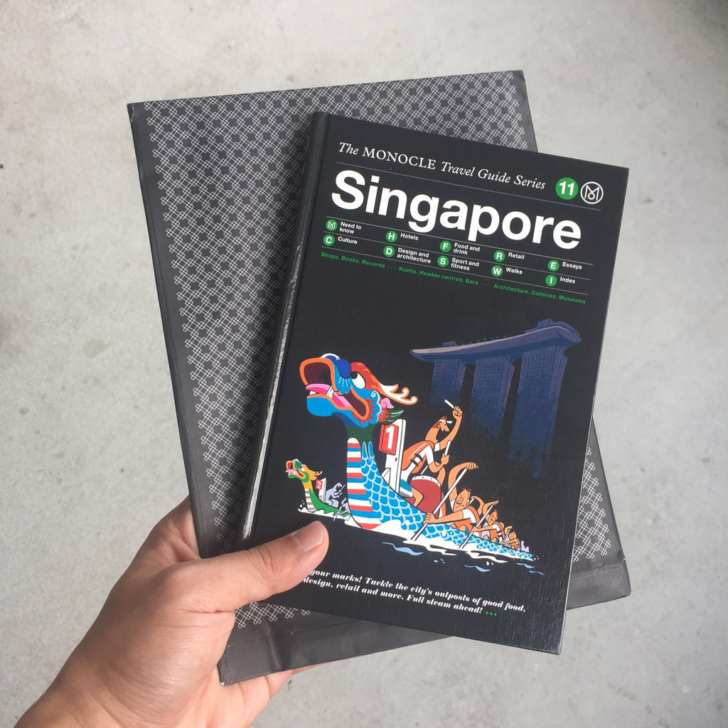 Things we'd buy – Objects of desire | The MONOCLE Travel Guide Series (Singapore)