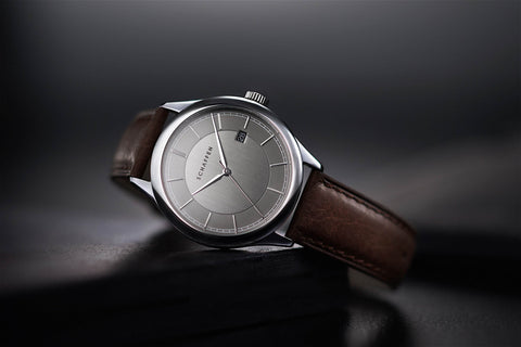 Schaffen Watch Leather Automatic