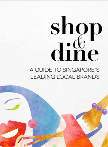 Storytelling Leather Bags and Wallets Singapore Spring Shop & Dine
