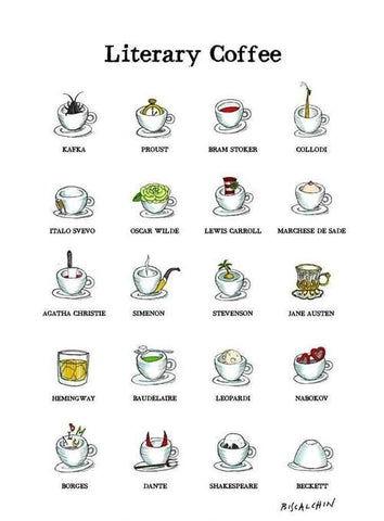 Author's favourite drinks