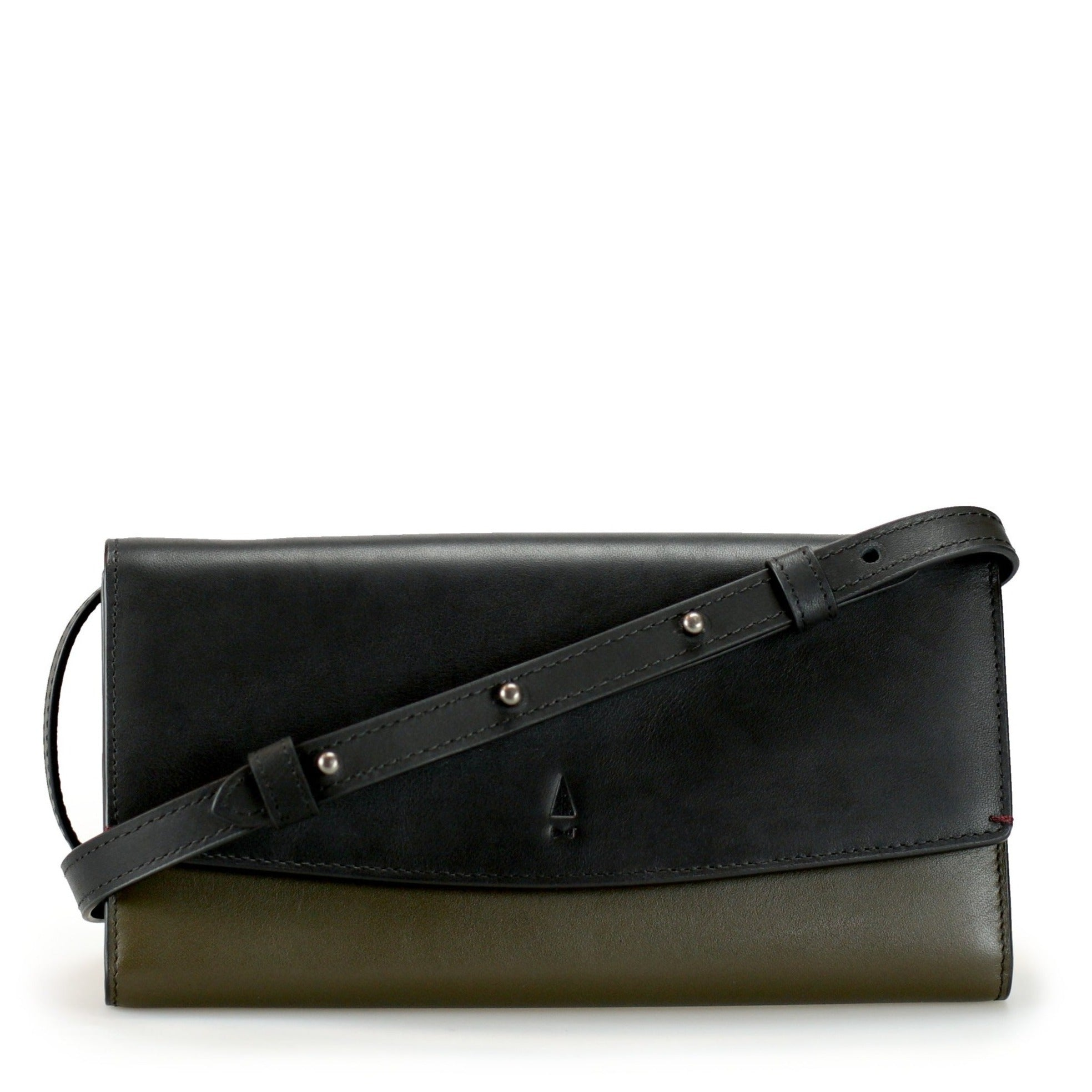 Milady Crossbody Continental Wallet