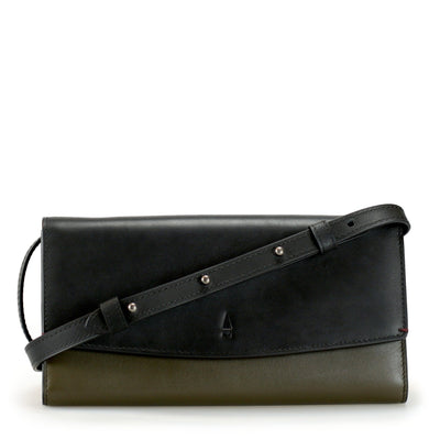 Milady Crossbody Continental Wallet - Gnome & Bow