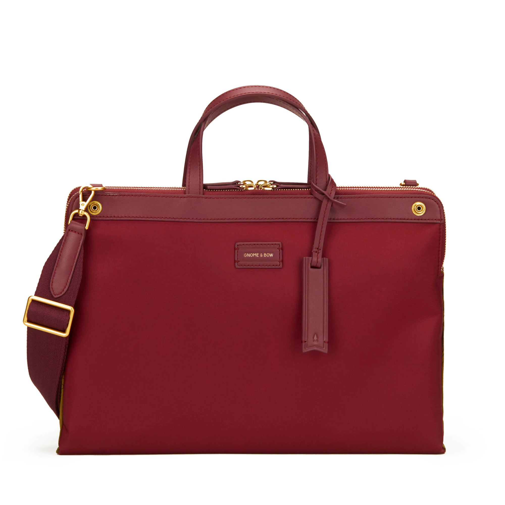Milton Briefcase (Reversible)