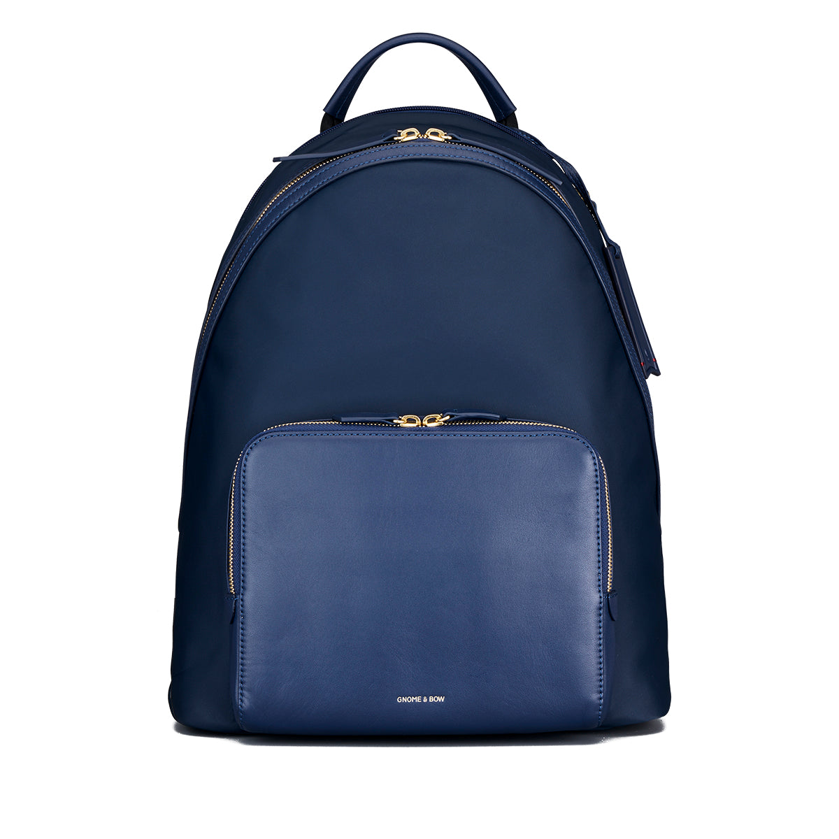 Athos Backpack (Nylon Leather)
