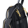 Athos Small Crossbody Backpack (Nylon Leather)