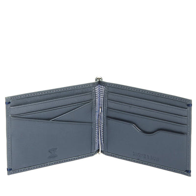 The Piso full-grain leather Money Clip Billfold in Grey hails from AUGUSTUS: An exclusive wallet collaboration with AUGUSTMAN to celebrate their 10th anniversary.