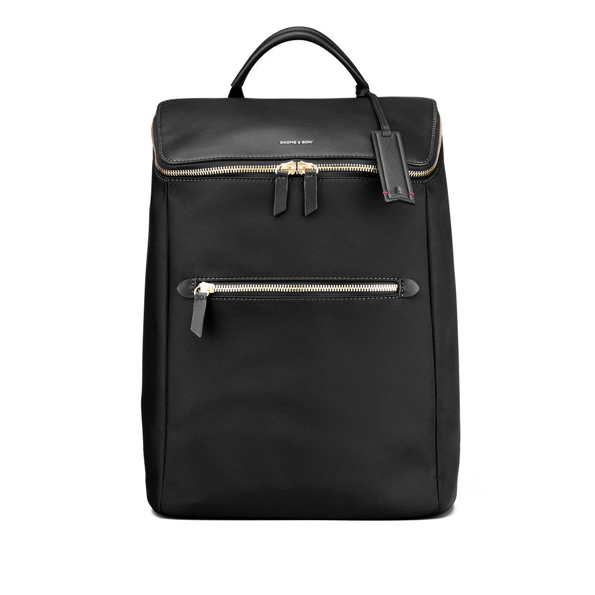 D'ryna Backpack (Nylon Leather)