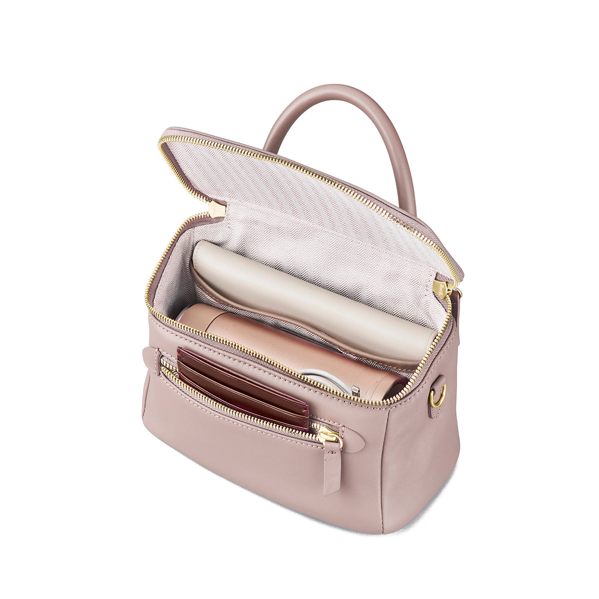 D'ryna Small Handbag (Leather)