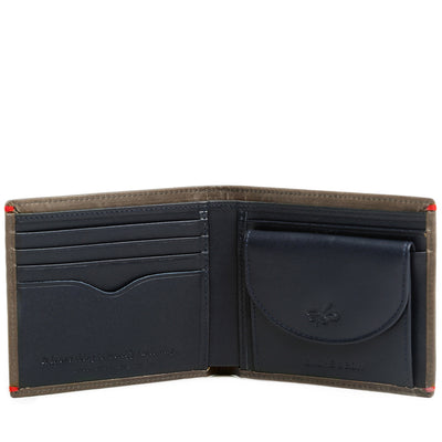 Regent Coin Billfold - Gnome & Bow