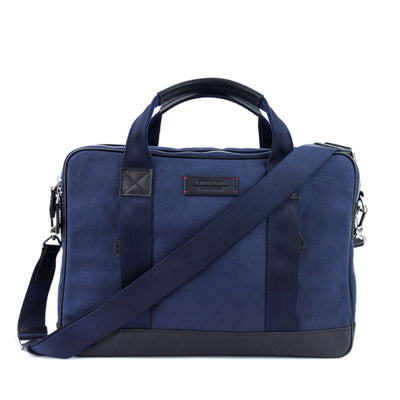 Aspen Slim Briefcase - Gnome & Bow