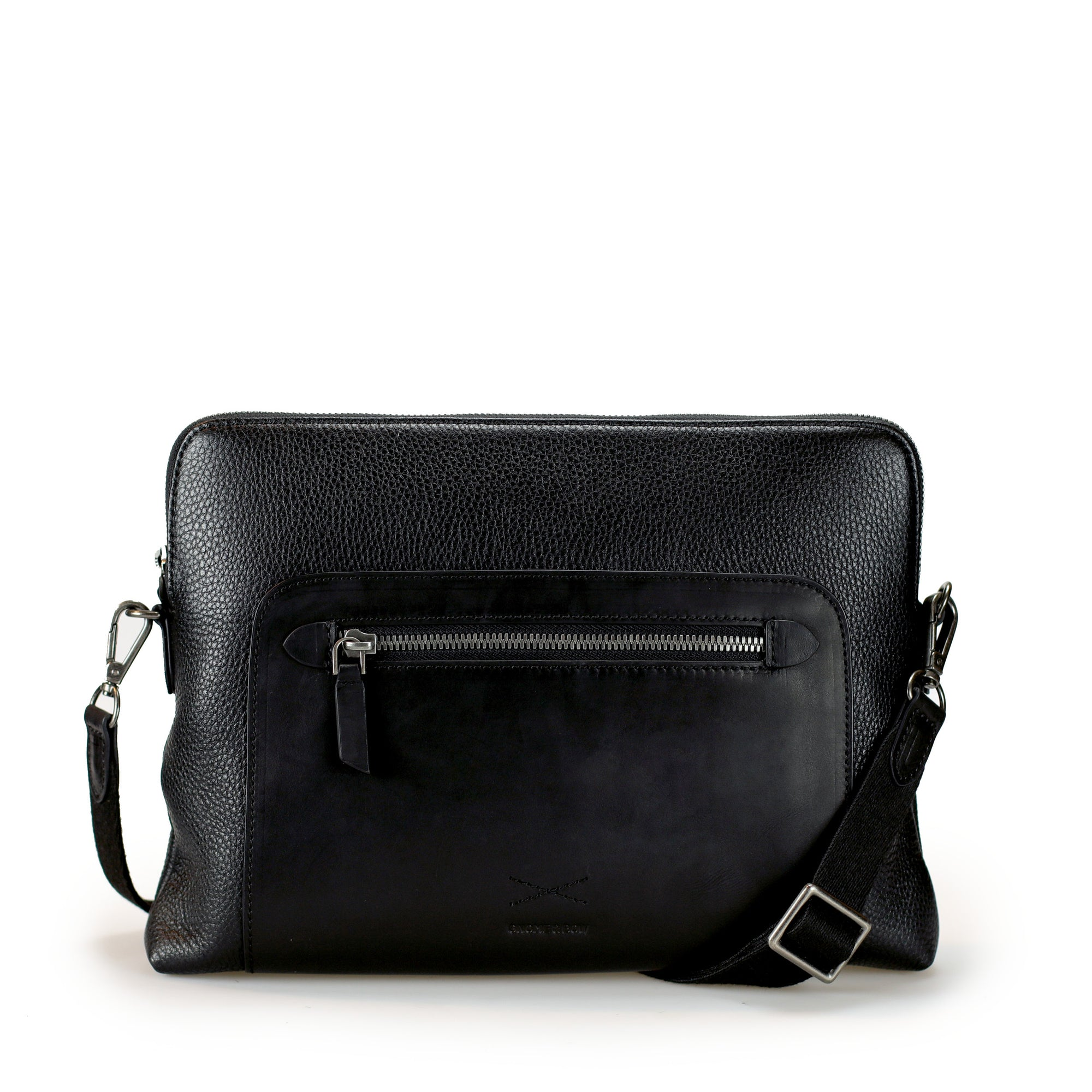 Aramis Crossbody Clutch - Gnome & Bow