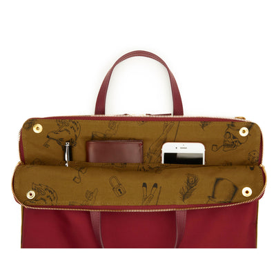 Milton Briefcase (Reversible) - Gnome & Bow