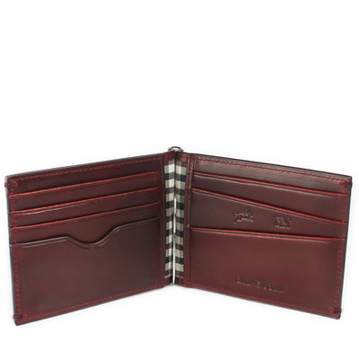 Regal Money Clip Billfold - Gnome & Bow