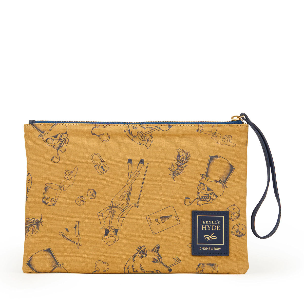 Abbey Clutch (Reversible) | Web-Exclusive - Gnome & Bow