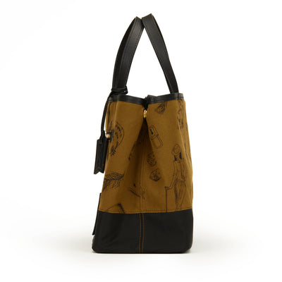 Covent Handbag (Reversible) - Gnome & Bow