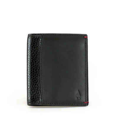 The Felton leather card wallet has been obessively engineered to hold all your daily essentials without telling the world what a modern, stylish musketeer you are. Limited Quantities.